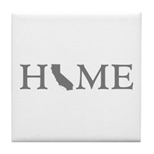 California Home Tile Coaster