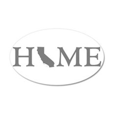 California Home Wall Decal