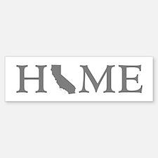 California Home Bumper Bumper Sticker