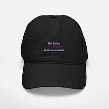 My Baby Baseball Hat
