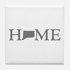 Connecticut Home Tile Coaster