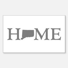 Connecticut Home Decal