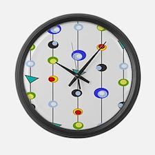 Atomic Large Wall Clock