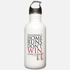 Yesterday's Home Runs Water Bottle