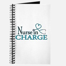 Nurse in Charge - Blue Journal