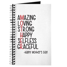 Mother Happy Mothers Day Journal
