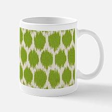 Funky green spot Mugs