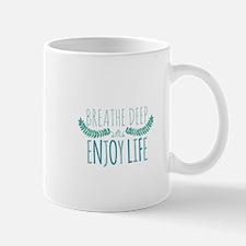 Breathe deep Mugs