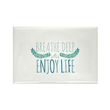 Breathe deep Magnets