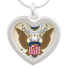 DORD Silver Heart Necklace