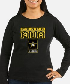 Proud U.S. Army M T-Shirt