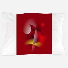 Red Earth Pillow Case
