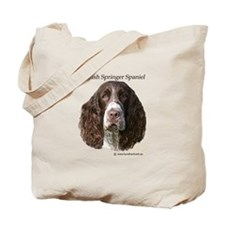 English Springer Spaniel live Tote Bag