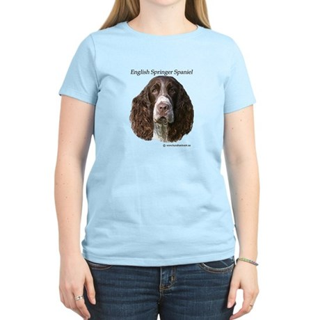 English Springer Spaniel live Women's Light T-Shir