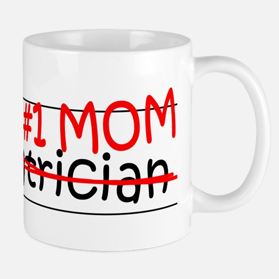 Job Mom Pediatrician Mug