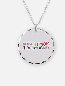 Job Mom Pediatrician Necklace