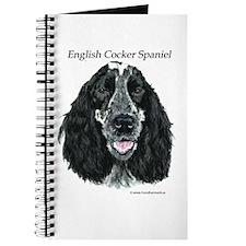 English Cocker Spaniel Journal