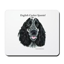 English Cocker Spaniel Mousepad