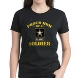 Army mom Tops