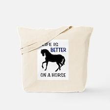 HORSE LOVE Tote Bag
