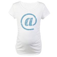 """""""at"""" Sign Shirt"""