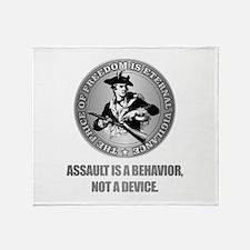 (Eternal Vigilance) Assault Is A Behavoir Throw Bl