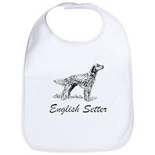 English Setter Bib
