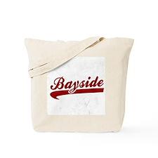 Bayside Tigers (Distressed) Tote Bag