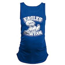 Eagles New Fan Maternity Tank Top
