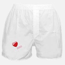 Love Sucks Lollipop Boxer Shorts