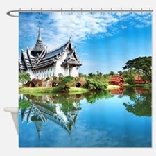 Ancient Siam Shower Curtain
