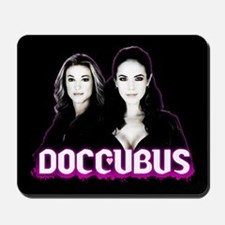 Lost Girl Doccubus Mousepad