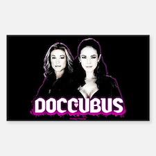 Lost Girl Doccubus Sticker (Rectangle)