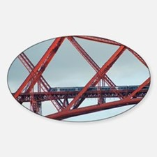 forth bridge closeup Decal