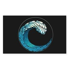 Ocean Wave Decal