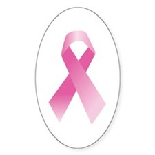 Breast Cancer Awareness Pink Ribbon Decal