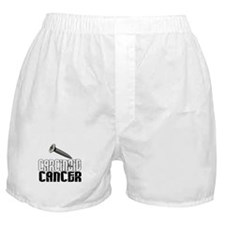 Screw Carcinoid Cancer 1.1 Boxer Shorts
