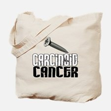 Screw Carcinoid Cancer 1.1 Tote Bag
