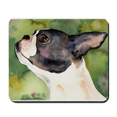 Boston Terrier Giftware Mousepad