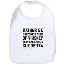 Shot Of Whiskey Bib