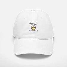 What Stress Baseball Baseball Baseball Cap