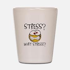 What Stress Shot Glass