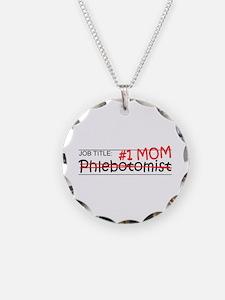 Job Mom Phlebotomist Necklace