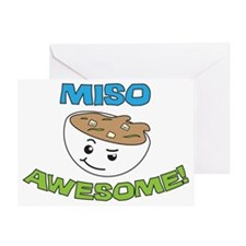 Miso Awesome! Greeting Card
