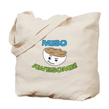 Miso Awesome! Tote Bag