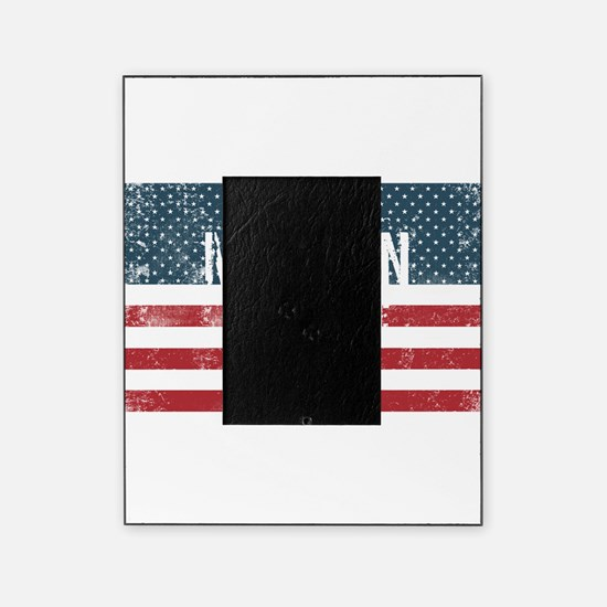 Unique Made usa Picture Frame
