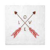 Arrow Luxe Full/Queen Duvet Cover