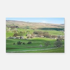 dales farming Rectangle Car Magnet