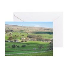 dales farming Greeting Card