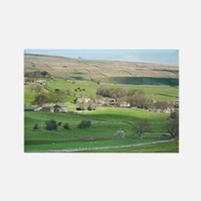 dales farming Rectangle Magnet